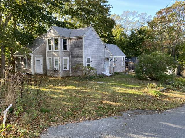 15 Squires Pond Lane, Wellfleet, MA 02667 (MLS #22007110) :: Rand Atlantic, Inc.