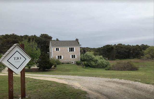 136 Shore Road, Truro, MA 02666 (MLS #22007118) :: Rand Atlantic, Inc.
