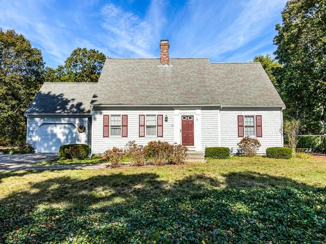 43 Neshobe Road, Mashpee, MA 02649 (MLS #22007125) :: Rand Atlantic, Inc.