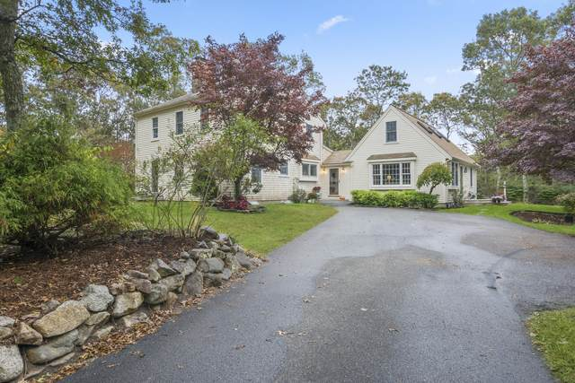15 Bayview Road, East Sandwich, MA 02537 (MLS #22007158) :: Leighton Realty