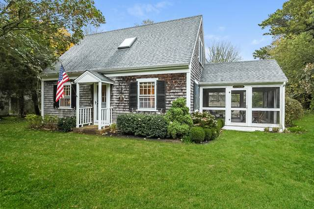 486 Crowell Road, Chatham, MA 02633 (MLS #22007197) :: EXIT Cape Realty