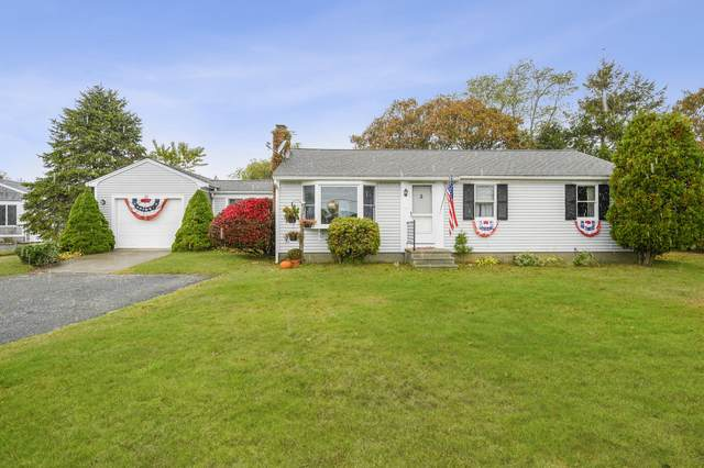22 Pawnee Road, West Yarmouth, MA 02673 (MLS #22007210) :: Rand Atlantic, Inc.