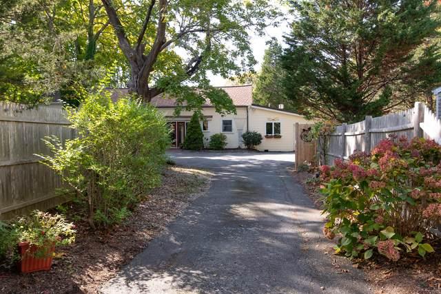 31 High Street, Cotuit, MA 02635 (MLS #22007217) :: Leighton Realty