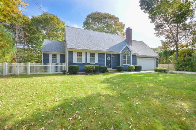 55 Woodland Road, East Falmouth, MA 02536 (MLS #22007221) :: Leighton Realty