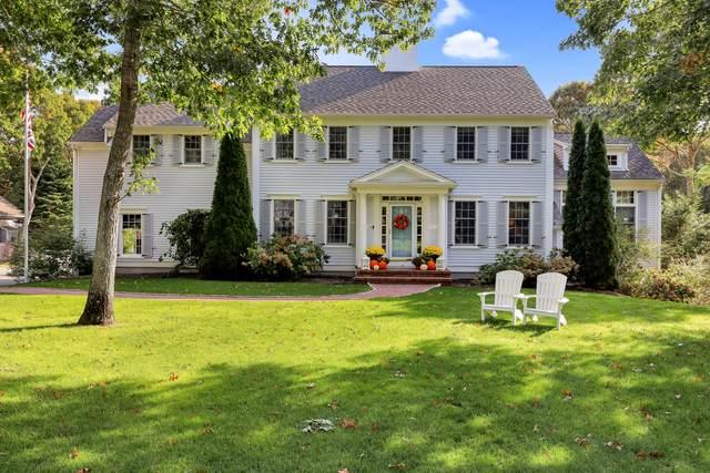 36 Meadow Farm Road, Centerville, MA 02632 (MLS #22007224) :: Leighton Realty