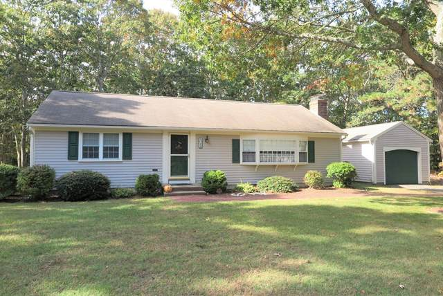 29 Longfellow Drive, Dennis, MA 02638 (MLS #22007230) :: Rand Atlantic, Inc.