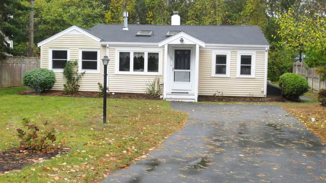 32 Earle Terrace, West Harwich, MA 02671 (MLS #22007234) :: Leighton Realty