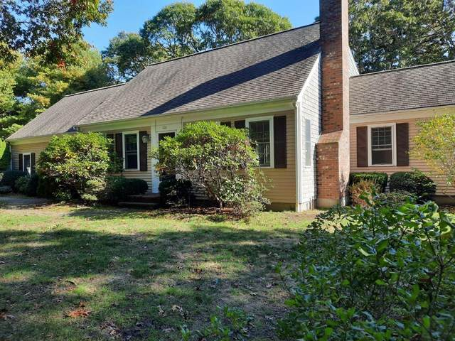 103 Pond Street, Brewster, MA 02631 (MLS #22007247) :: Leighton Realty