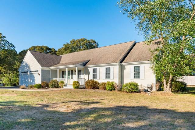 12 Katie Ford Road, Chatham, MA 02633 (MLS #22007260) :: Rand Atlantic, Inc.