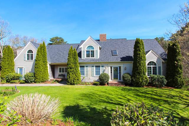 21 Nimble Hill Drive, Yarmouth Port, MA 02675 (MLS #22007274) :: Leighton Realty