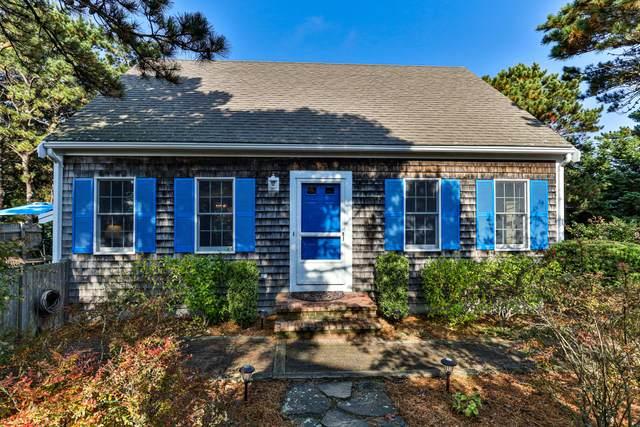 42 Off Cemetery Road U3, Provincetown, MA 02657 (MLS #22007279) :: Rand Atlantic, Inc.