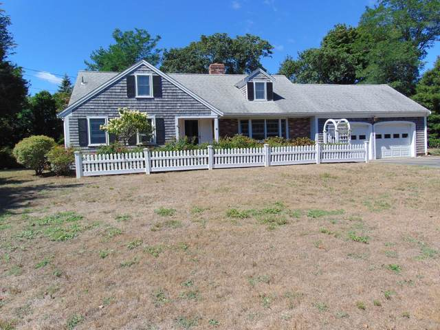 8 Cheney Road, Orleans, MA 02653 (MLS #22007280) :: Leighton Realty