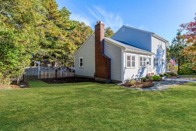 162 Seacoast Shores Boulevard, East Falmouth, MA 02536 (MLS #22007287) :: Leighton Realty