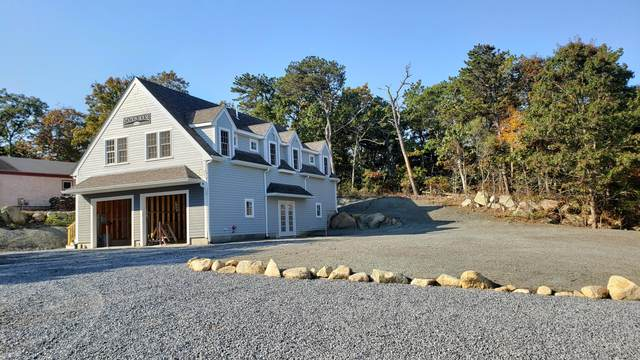 312 Underpass Road, Brewster, MA 02631 (MLS #22007303) :: Leighton Realty