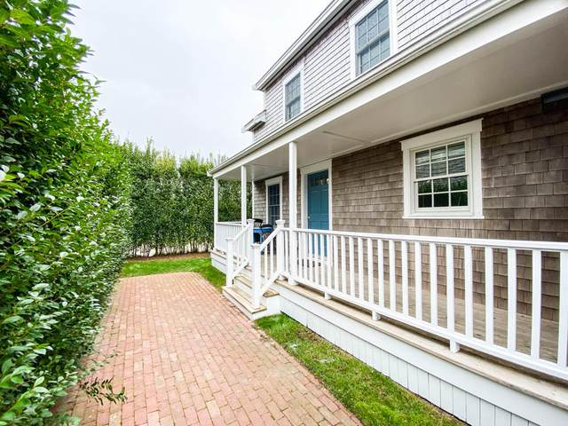 6 Park Circle B, Nantucket, MA 02554 (MLS #22007337) :: Rand Atlantic, Inc.