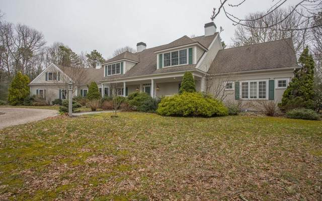 10 Wintergreen Lane, Sandwich, MA 02563 (MLS #22007423) :: Rand Atlantic, Inc.