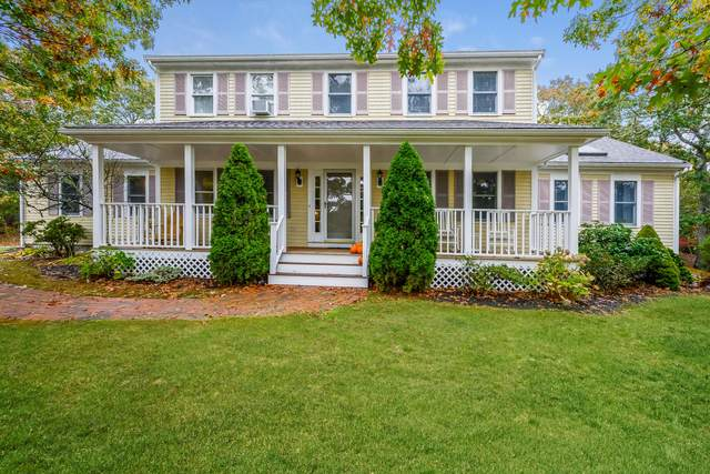 3 Susan Carsley Way, Sandwich, MA 02563 (MLS #22007435) :: Rand Atlantic, Inc.