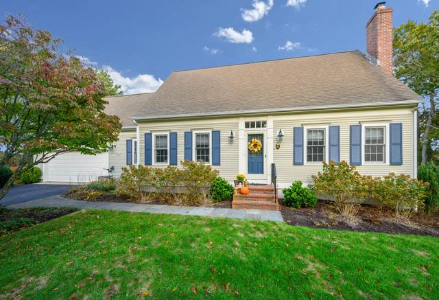 37 Equestrian Lane, East Falmouth, MA 02536 (MLS #22007515) :: Kinlin Grover Real Estate