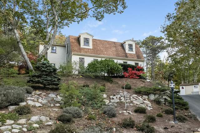121 Wood Valley Road, Chatham, MA 02633 (MLS #22007553) :: EXIT Cape Realty