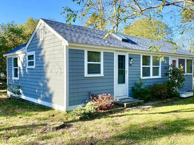 1083 State Highway, Eastham, MA 02642 (MLS #22007570) :: Leighton Realty