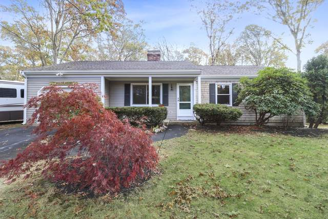 5 Bunker Circle, Sandwich, MA 02563 (MLS #22007577) :: Kinlin Grover Real Estate
