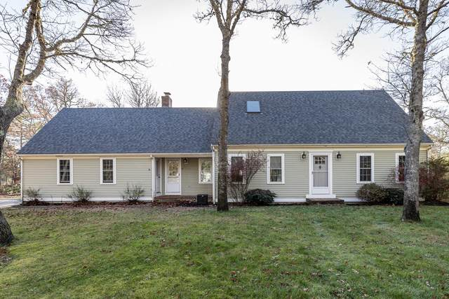 76 Dry Hollow Lane, Mashpee, MA 02649 (MLS #22007672) :: Kinlin Grover Real Estate