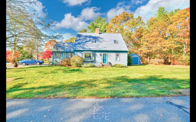 118 Lakewood Drive, Mashpee, MA 02649 (MLS #22007746) :: Kinlin Grover Real Estate