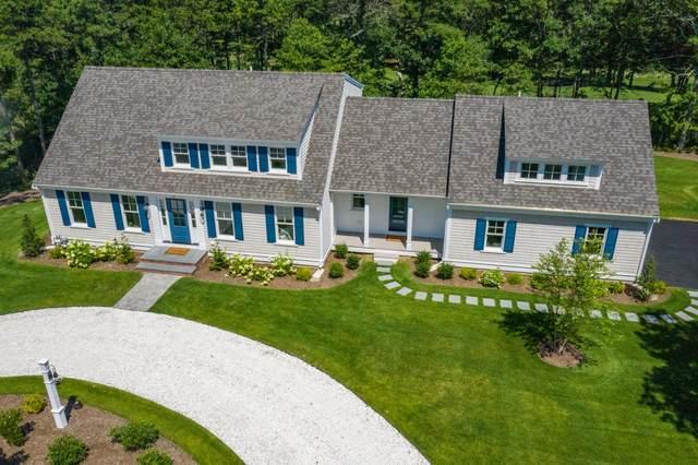 91 Deer Meadow Lane, Chatham, MA 02633 (MLS #22007751) :: Rand Atlantic, Inc.