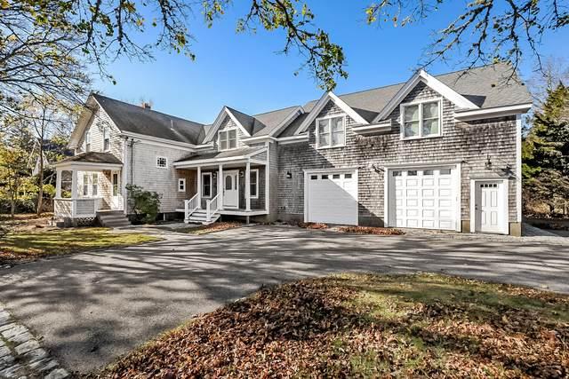 113 Davisville Road, East Falmouth, MA 02536 (MLS #22007804) :: Rand Atlantic, Inc.