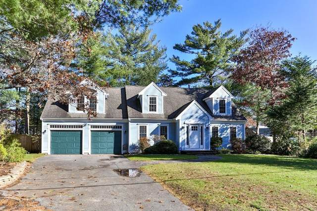 278 Simons Narrows Road, Mashpee, MA 02649 (MLS #22007812) :: EXIT Cape Realty
