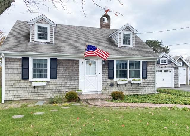 38 Sea Gull Lane, West Dennis, MA 02670 (MLS #22007822) :: Kinlin Grover Real Estate