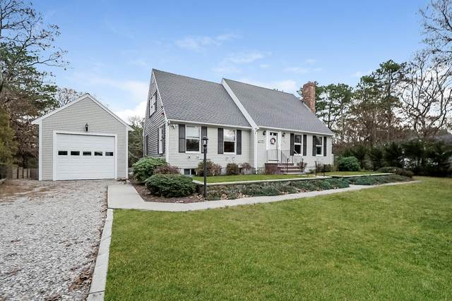 670 Old Bass River Road, East Dennis, MA 02641 (MLS #22007832) :: Kinlin Grover Real Estate