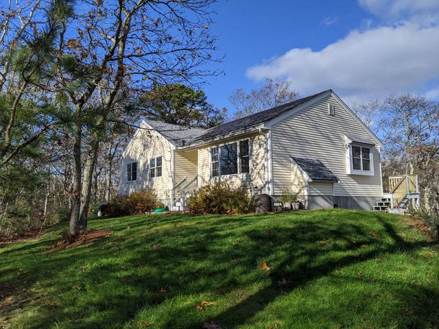 21A Bayview Road, East Sandwich, MA 02537 (MLS #22007834) :: Kinlin Grover Real Estate
