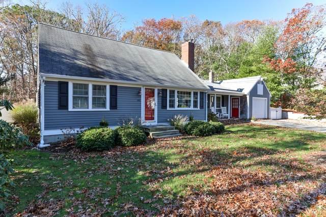 65 Captain Prestons Road, Dennis, MA 02638 (MLS #22007836) :: Kinlin Grover Real Estate