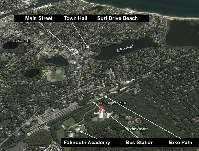 33 Highfield Drive, Falmouth, MA 02540 (MLS #22007874) :: Rand Atlantic, Inc.