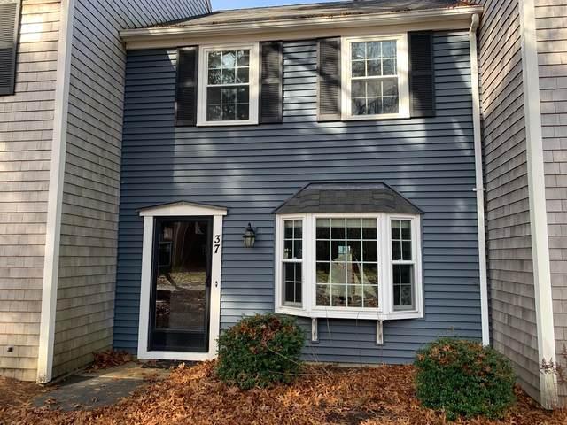 37 Woodview Drive, Brewster, MA 02631 (MLS #22007897) :: Rand Atlantic, Inc.