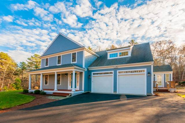 3 Glacier Path, East Sandwich, MA 02537 (MLS #22007920) :: Kinlin Grover Real Estate