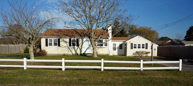98 Iroquois Boulevard, West Yarmouth, MA 02673 (MLS #22007940) :: Kinlin Grover Real Estate