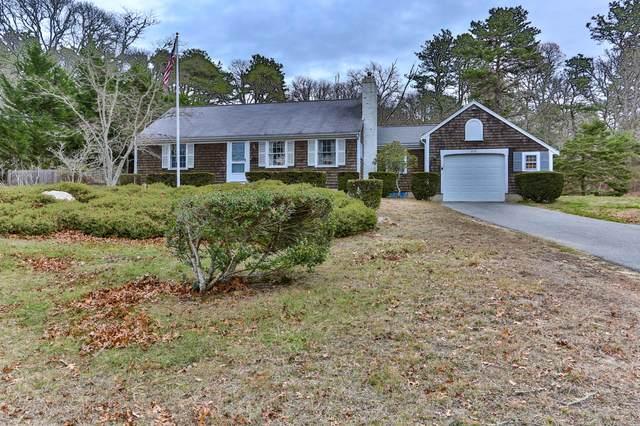 215 Alden Drive, Brewster, MA 02631 (MLS #22007948) :: Kinlin Grover Real Estate