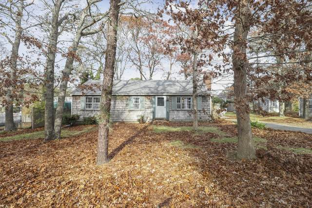 242 Mayfair Road, South Dennis, MA 02660 (MLS #22007949) :: Kinlin Grover Real Estate