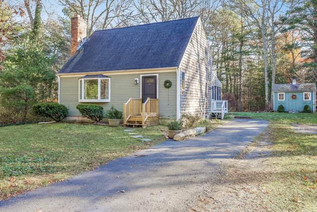 349 Great Marsh Road, Centerville, MA 02632 (MLS #22007970) :: Kinlin Grover Real Estate