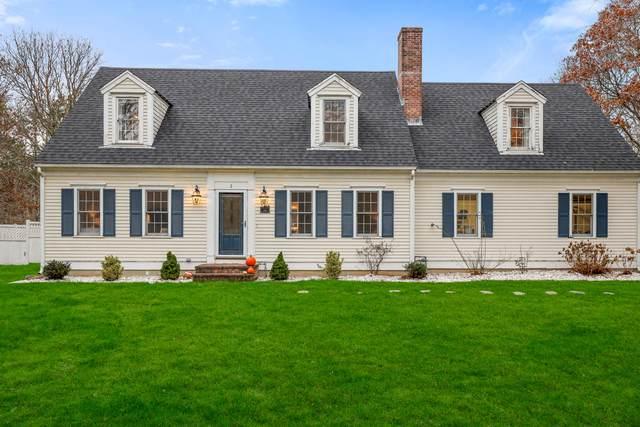 2 Vanbuskirk Way, Sandwich, MA 02563 (MLS #22007983) :: Kinlin Grover Real Estate