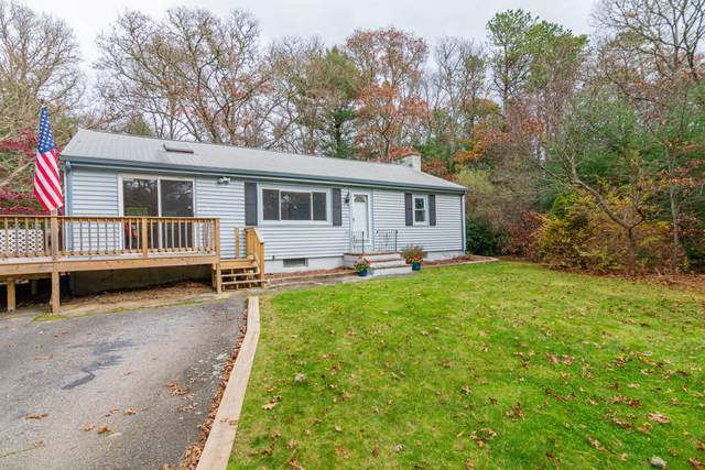 60 Cammett Way, Marstons Mills, MA 02648 (MLS #22007989) :: Kinlin Grover Real Estate