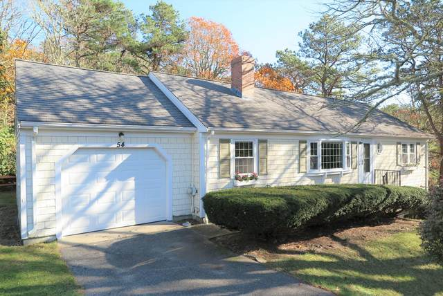 54 Gold Finch Lane, East Dennis, MA 02641 (MLS #22007991) :: Kinlin Grover Real Estate