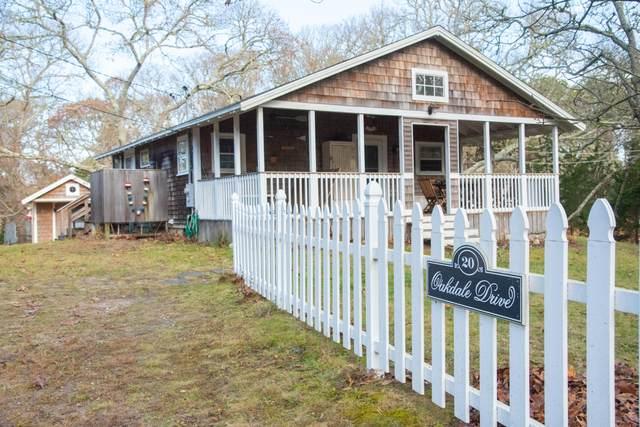 20 Oakdale Drive, Edgartown, MA 02539 (MLS #22008012) :: Leighton Realty