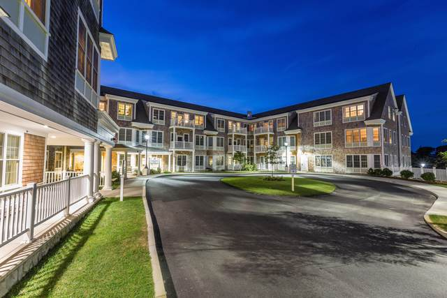 100 Alden Street U205, Provincetown, MA 02657 (MLS #22008014) :: Leighton Realty