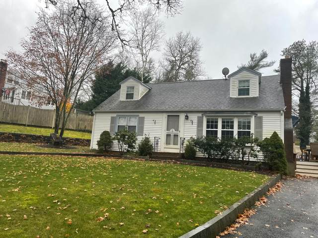 1 Evergreen Hill Road, Monument Beach, MA 02553 (MLS #22008022) :: Leighton Realty