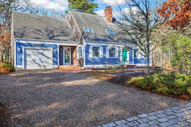23 Captain Connolly Road, Brewster, MA 02631 (MLS #22008041) :: Rand Atlantic, Inc.
