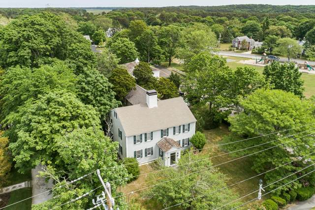 450 Route 6A, Yarmouth Port, MA 02675 (MLS #22008058) :: EXIT Cape Realty