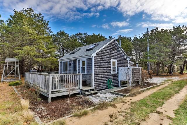 122 Shore Road #10, North Truro, MA 02652 (MLS #22008085) :: Kinlin Grover Real Estate